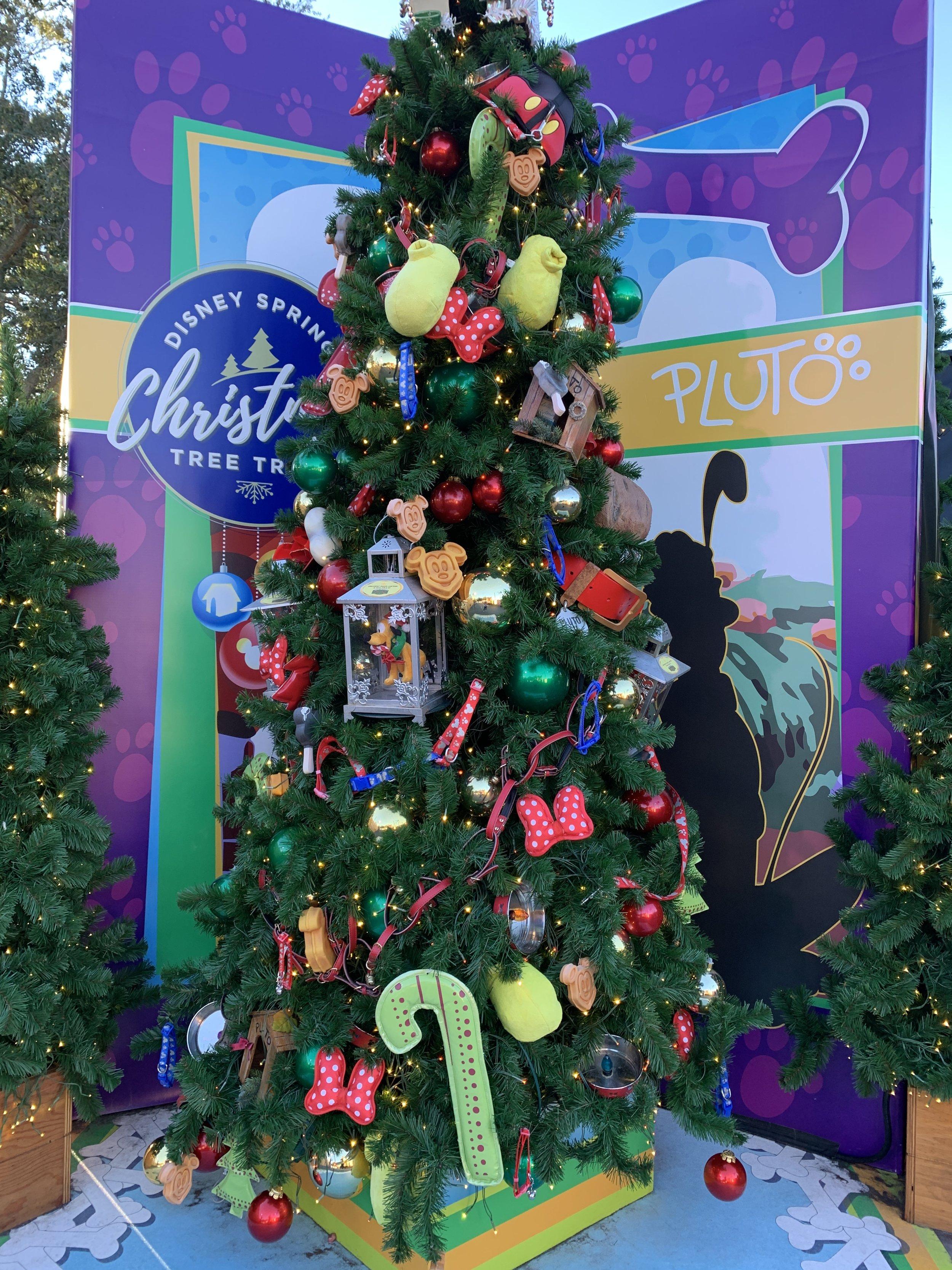 Pluto's Tree