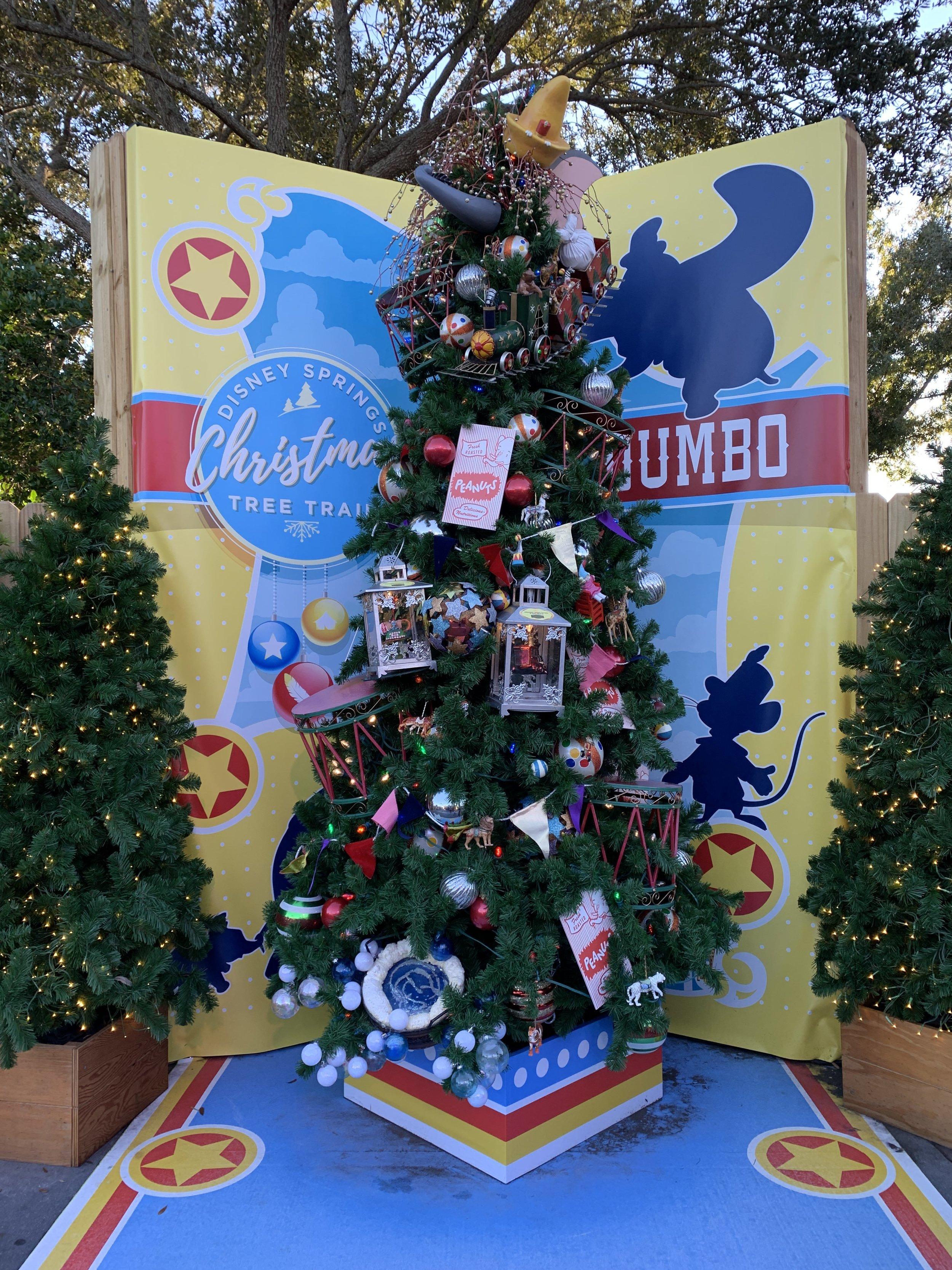 Dumbo's Tree