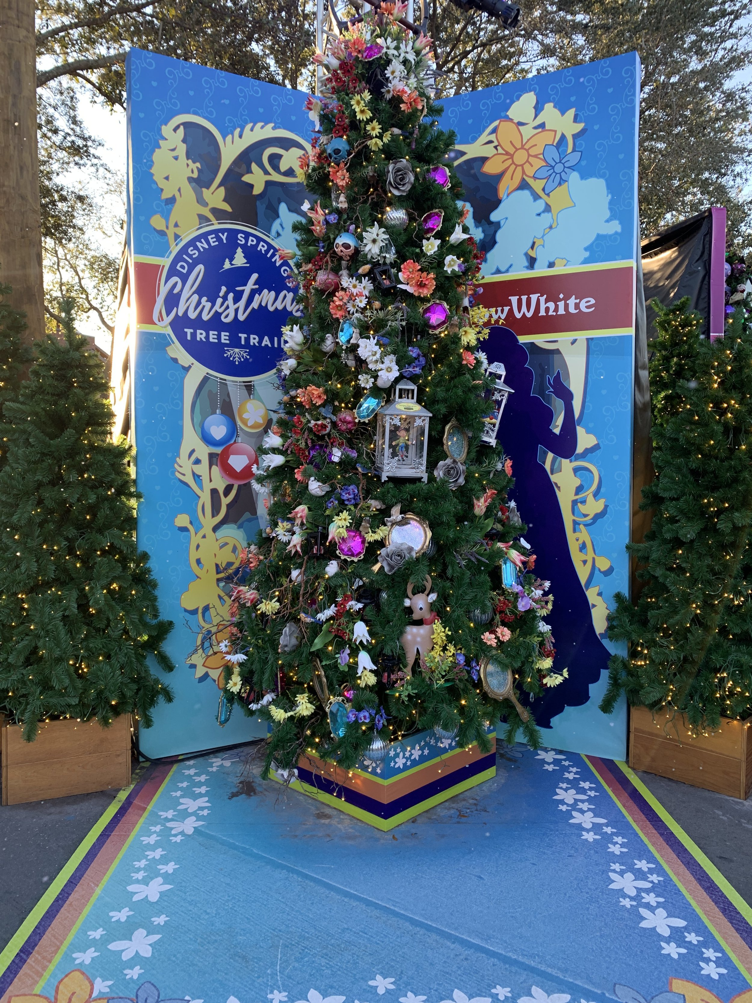 Snow White's tree