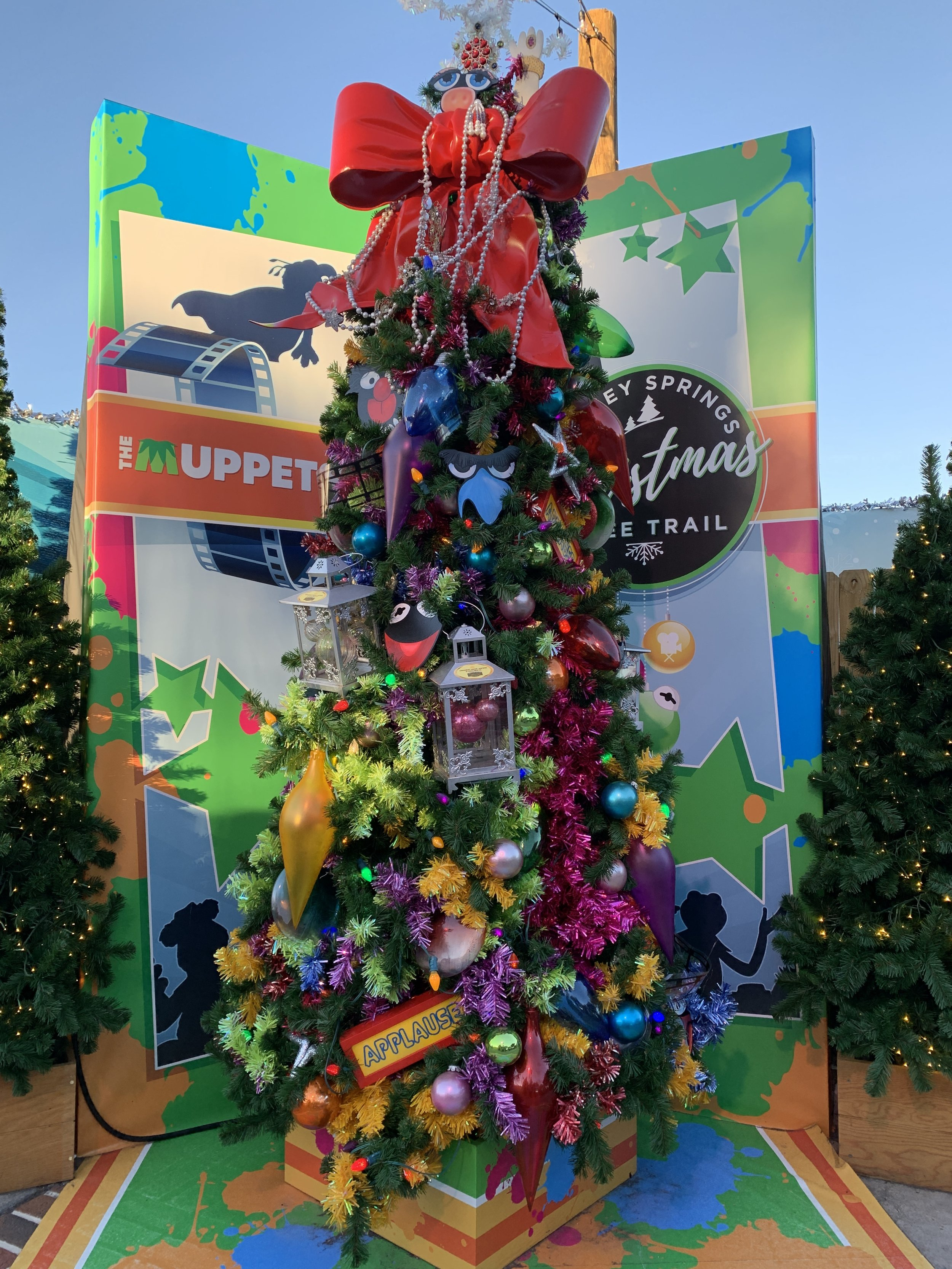 The Muppets Tree