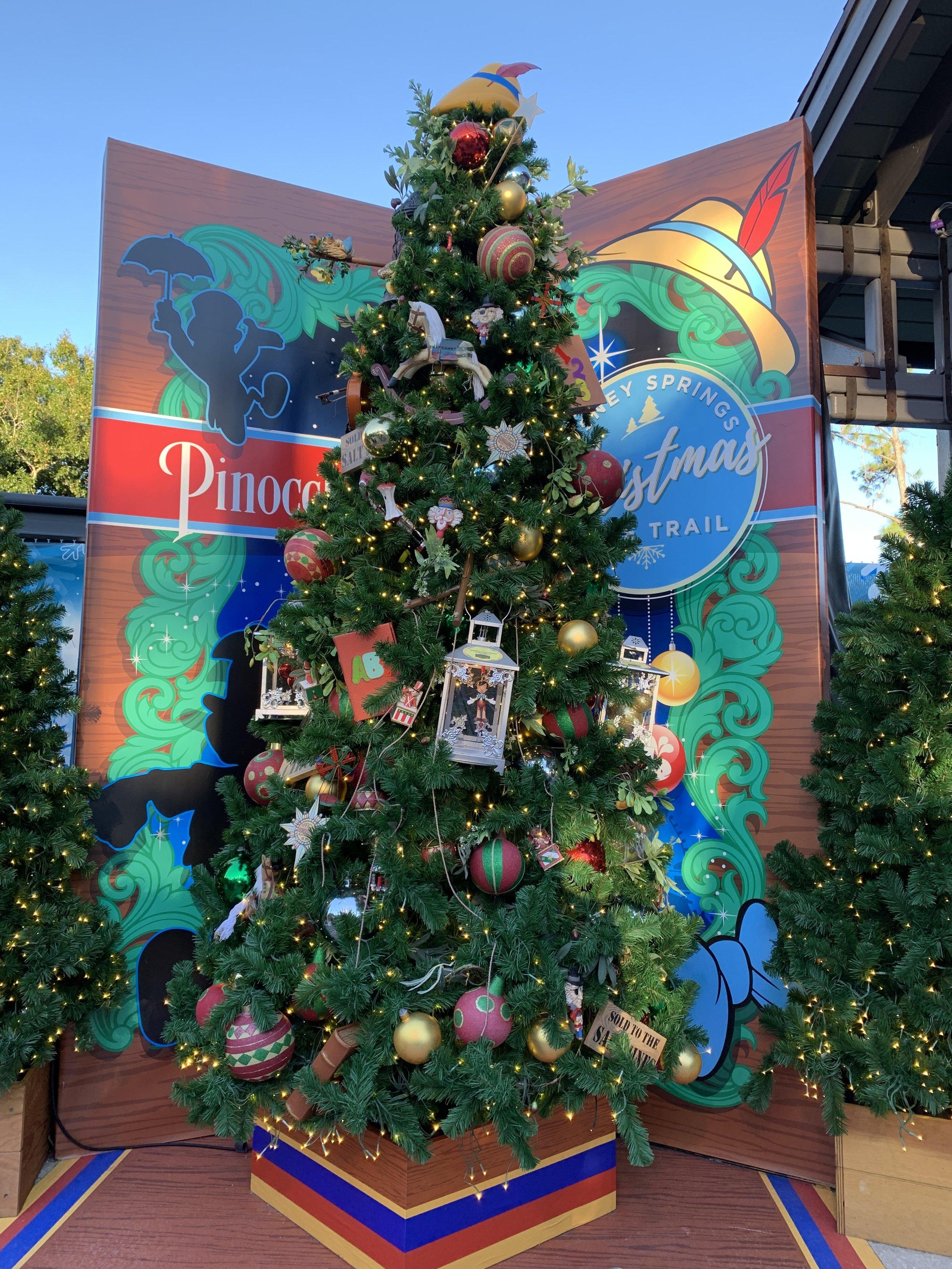 Pinocchio's Tree