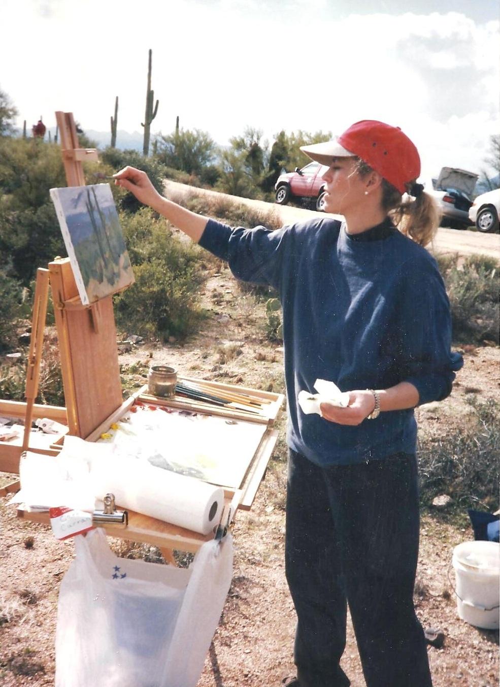 Carrie in the Desert.jpg