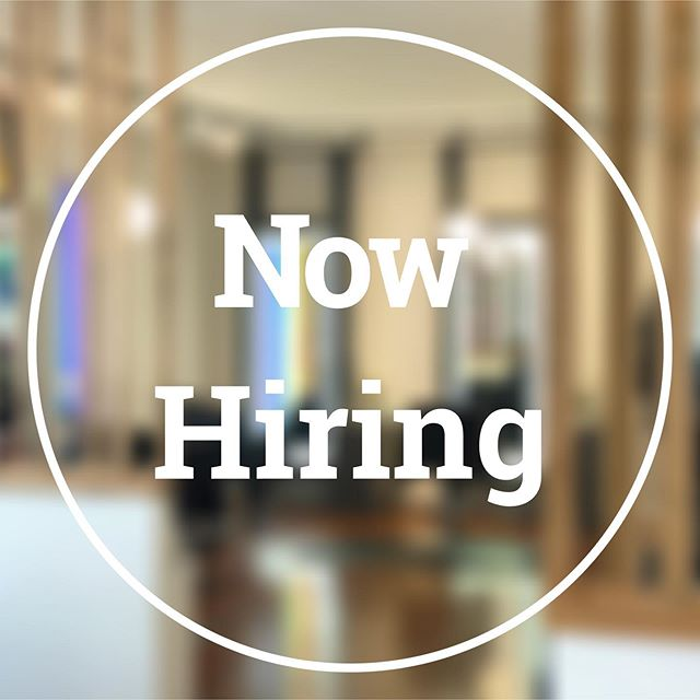 ✨Now Hiring Stylists and an Assistant! ✨ . To apply: send resume to Wallaceraesalon@gmail.com or stop by 1460 E Cherry with resume! . . . #417land #springfieldmo #stylist #nowhiring