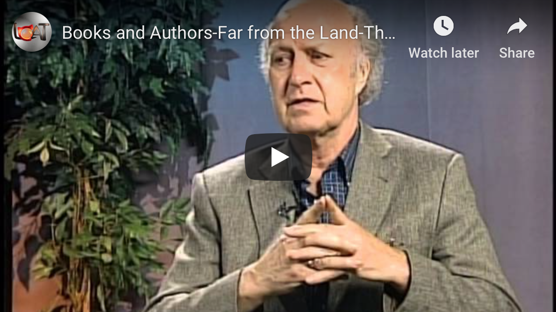 Books and Authors-Far from the Land-Thomas J. Rice