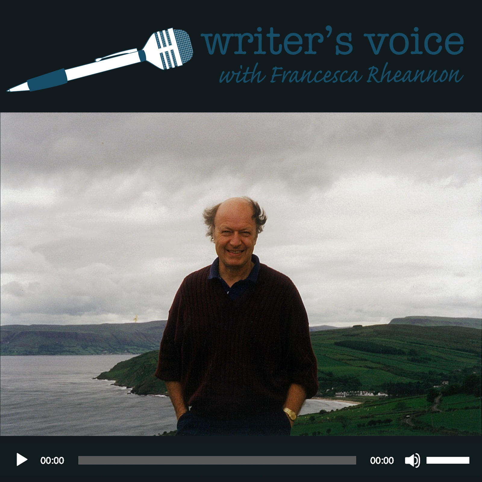 Memoirs of Ireland, Writer's Voice Podcast