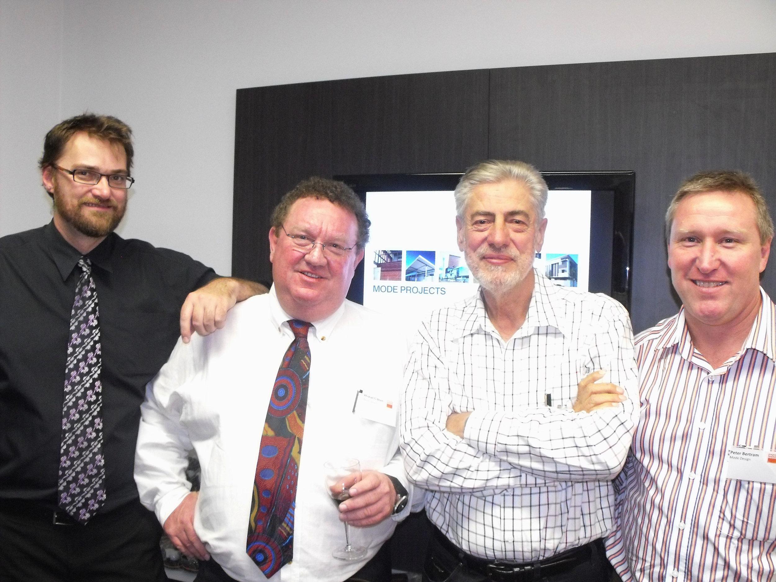 Rob McCray, Rhonan O'Brien, Eddie Codd, Peter Bertram_hi res.JPG