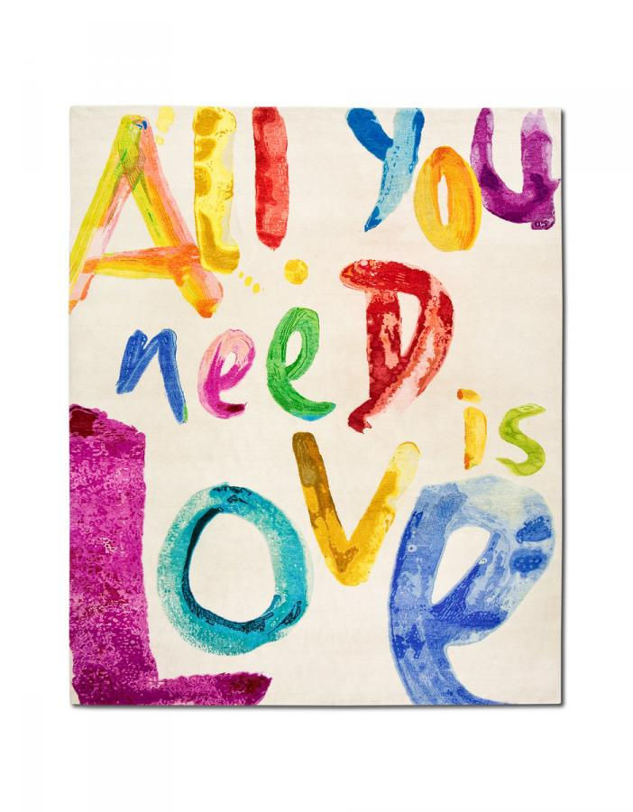 Words Hand Writings - All you need is love