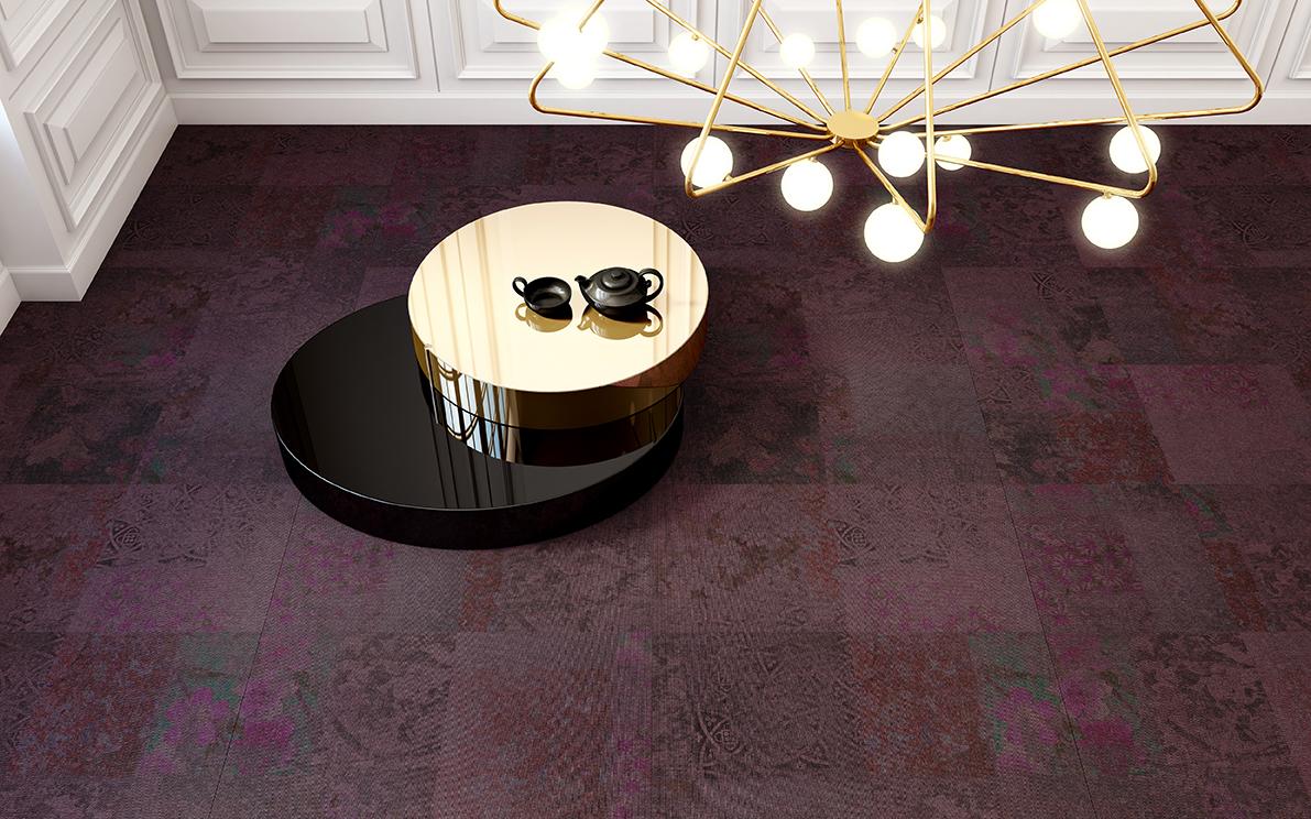 Object Carpet Freestile - Budapest 0701
