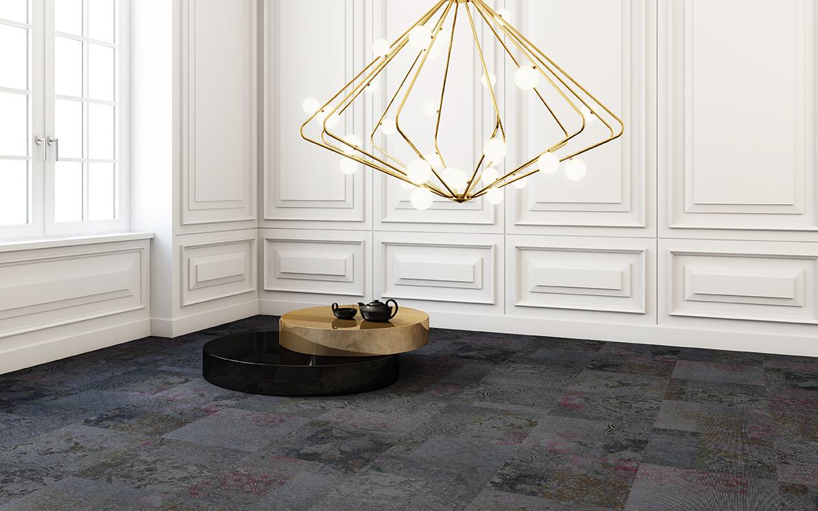 Object Carpet Freestile - Budapest 0702