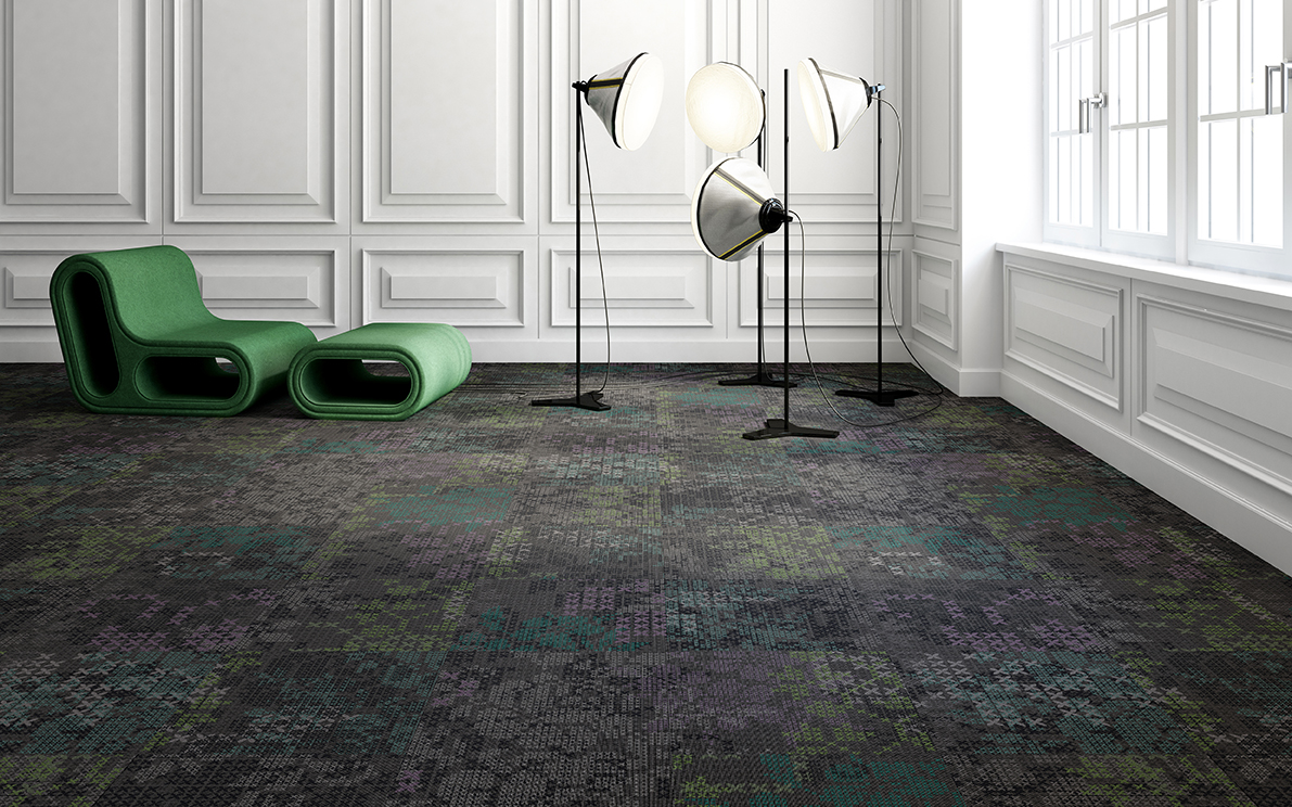 Object Carpet Freestile - Geneva 0201