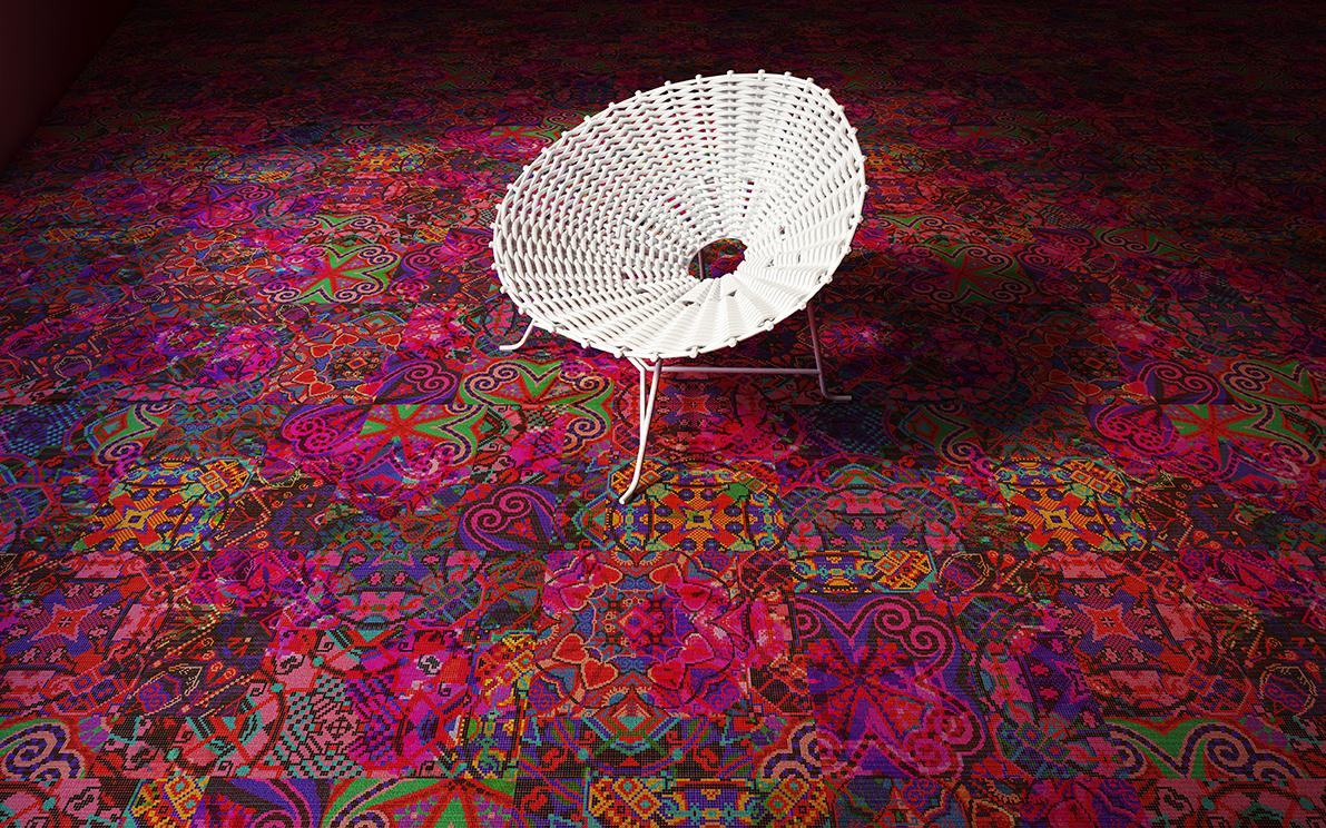 Object Carpet Freestile - Marrakesh 0302