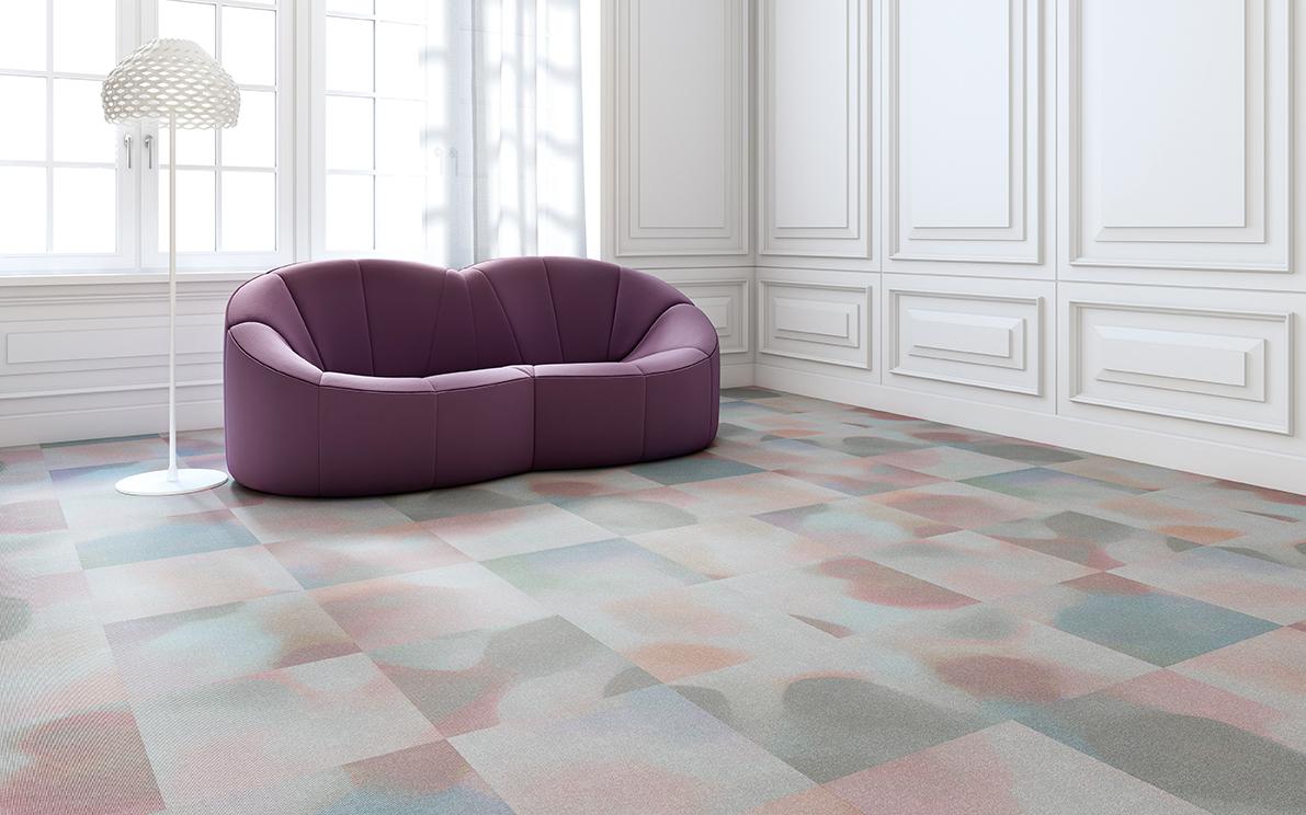 Object Carpet Freestile - Reykjavik 1301