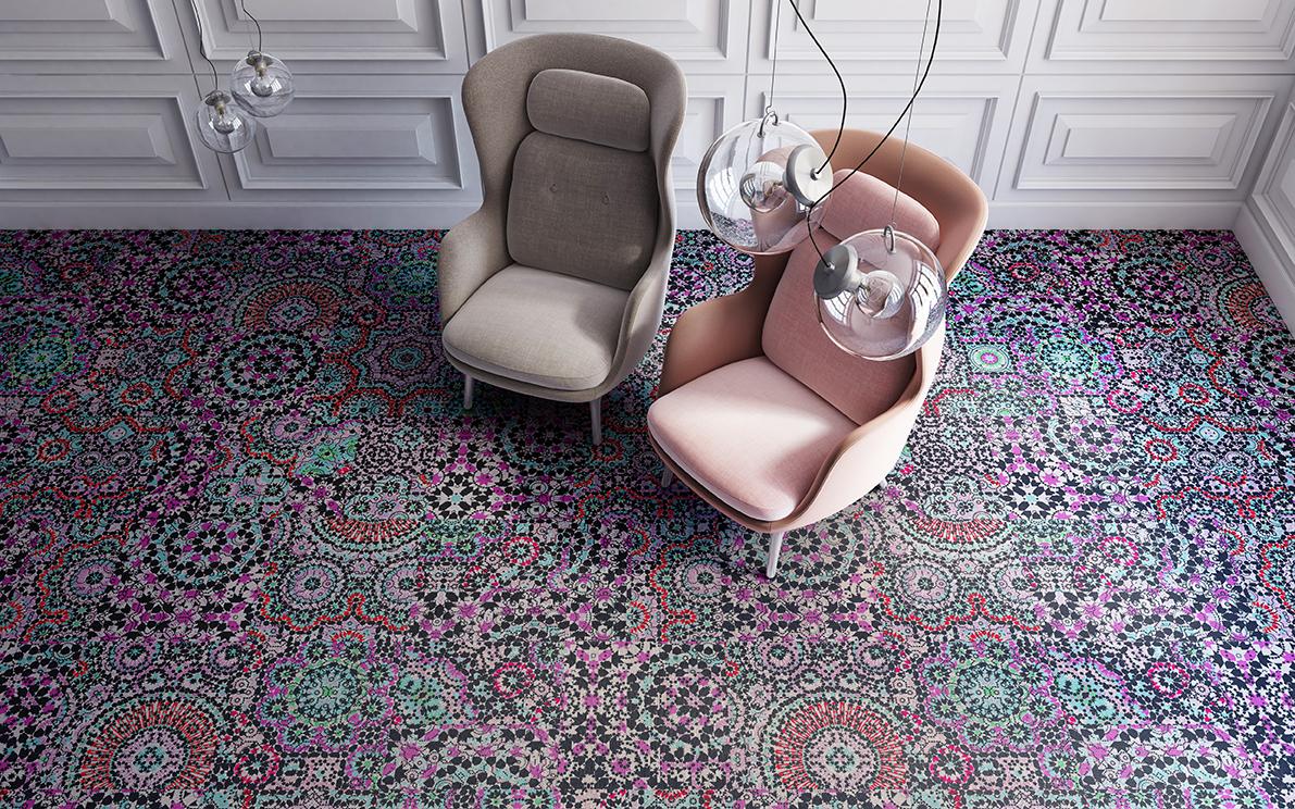 Object Carpet Freestile - Tunis 0503