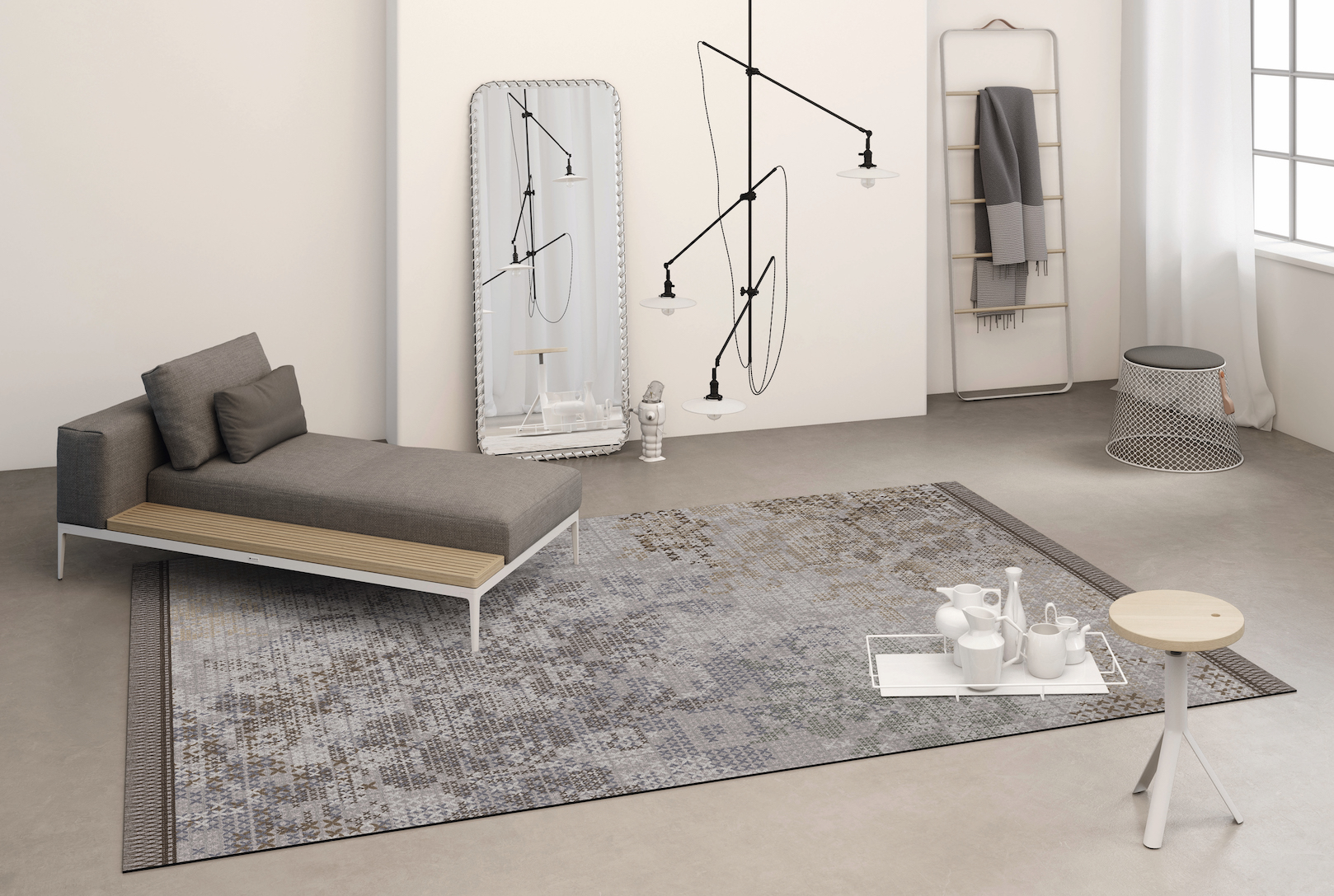 Object Carpet RugXStyle - Antwerp 0521