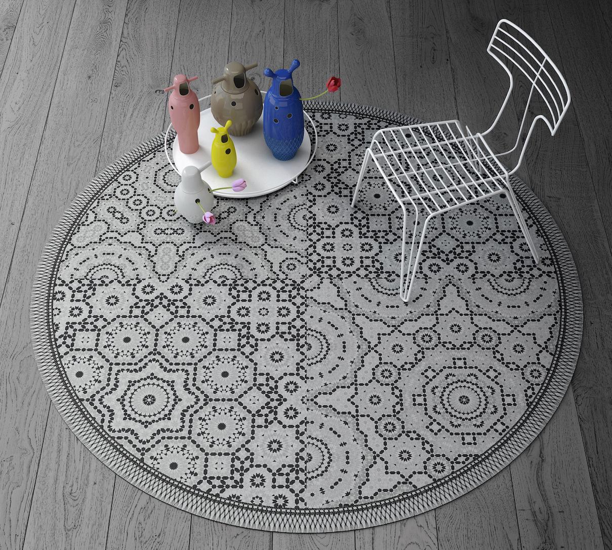 Object Carpet RugXStyle - Aarhus 0623