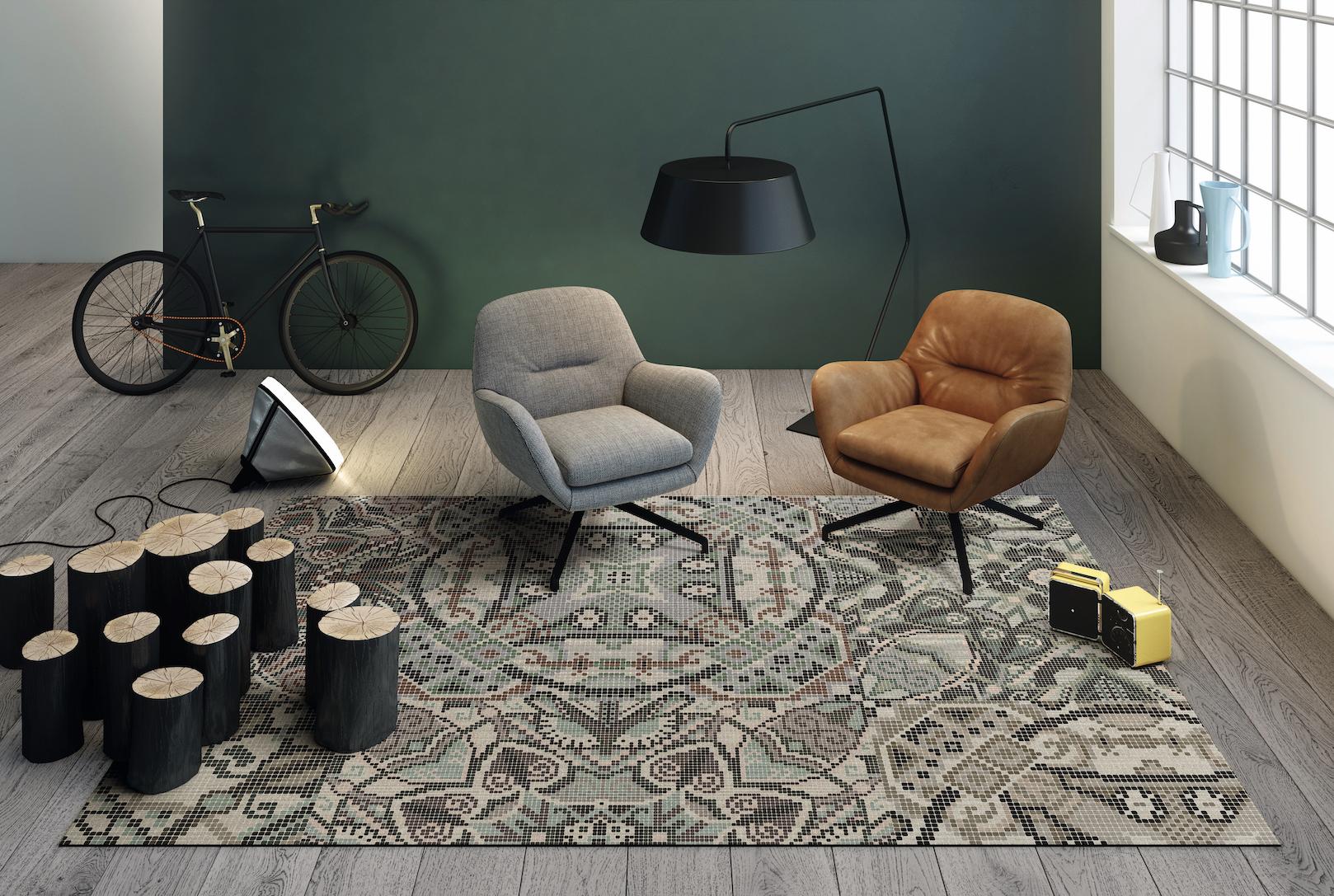 Object Carpet RugXStyle - Venice 0211
