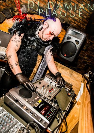 DJ DAMIAN PLAGUE'S FACEBOOK