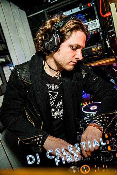 DJ CELESTIAL FIRE'S SOUNDCLOUD