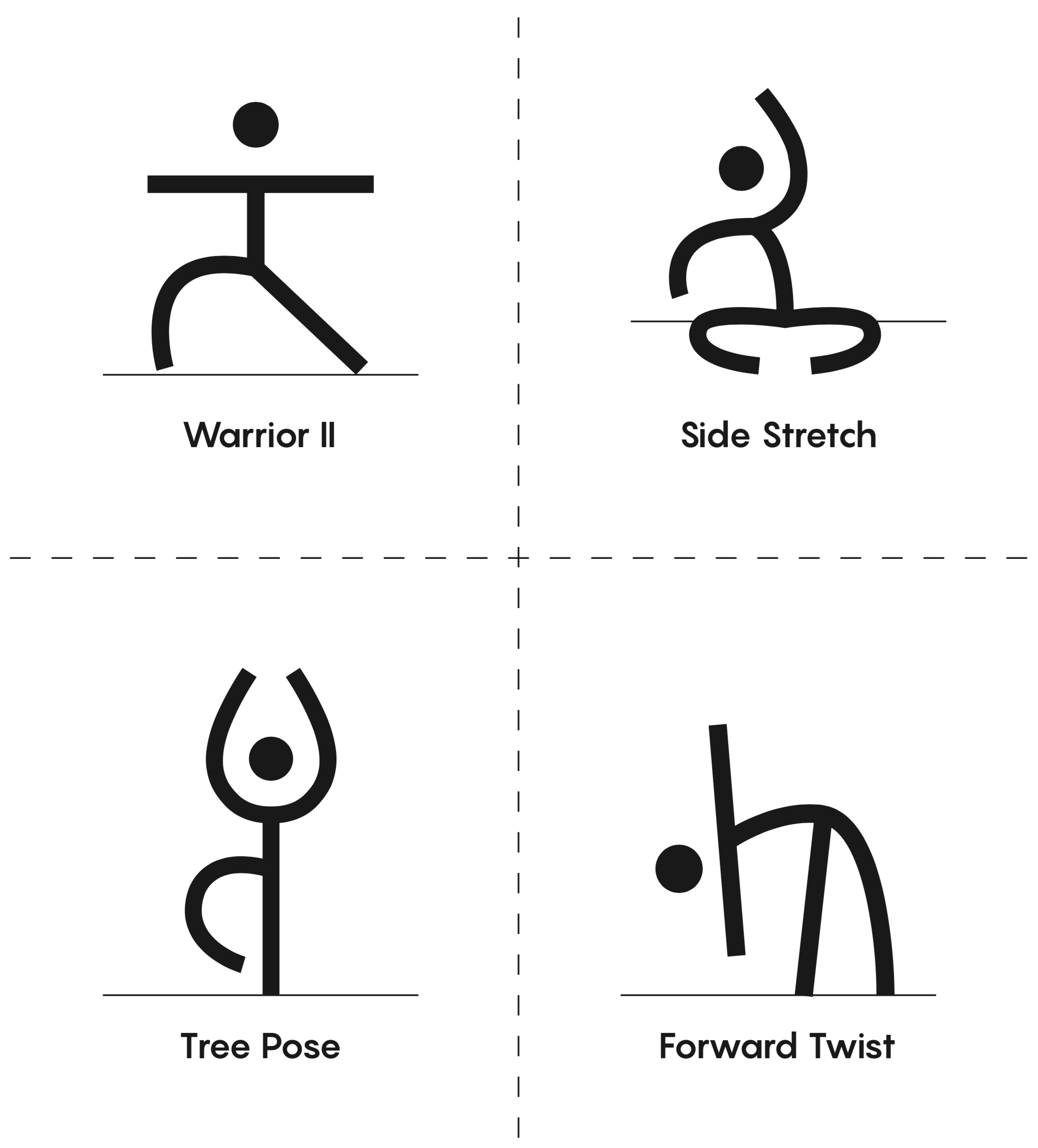 Click to Download  This 32 pose card deck features Stick Figure IY Poses. Great for learning to teach the adventures and for inspired self-directed movement for the kids. Many more activities to come! We suggest you print these on thicker paper and/or laminate. Enjoy! :)