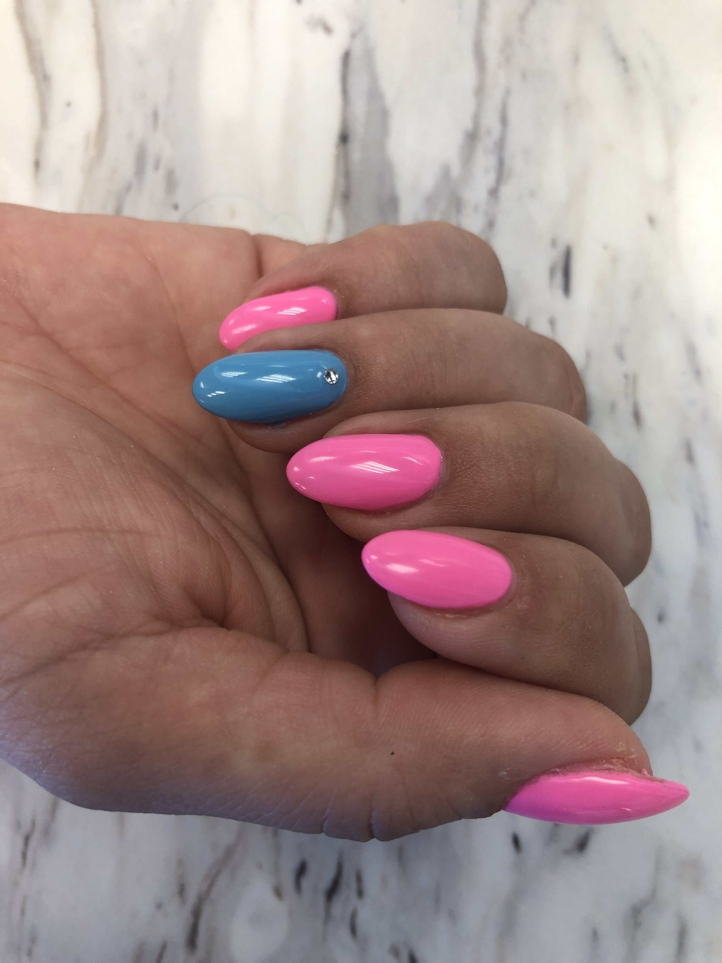 Manicure by InStyle Nails & Boutique Oakville