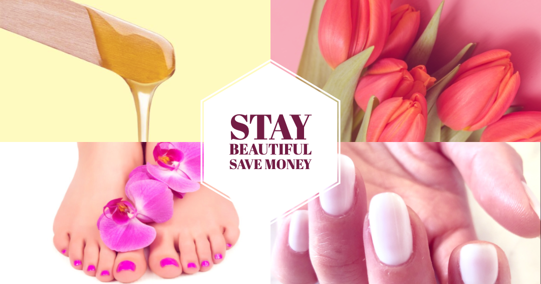 Introducing Beauty On A Budget Packages - 1. Package of 3 Bio gel refill - $120 (Value $135)2. Package of 3 Essential Pedicure- $95 (Value $105)3. Package of 3 Bikini wax - $65 (Value $75)4. Package of 3 Brazilian wax $120 (Value $135)