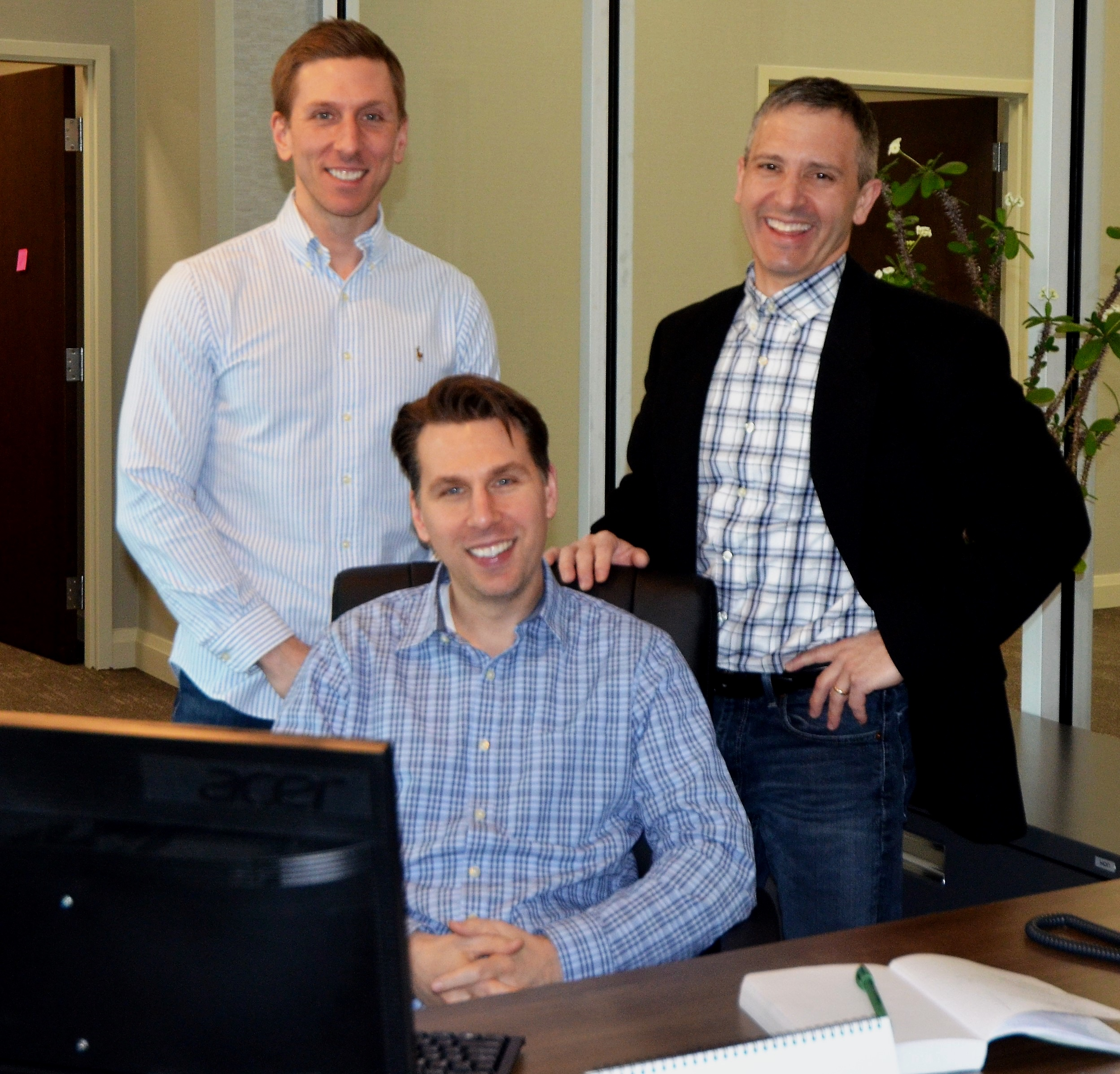Real Estate Services Team - Surrounded by an incredible team of experienced professionals assisting with Lending, Title & Escrow Services, Video & Marketing, Website Design & Social Media and more.