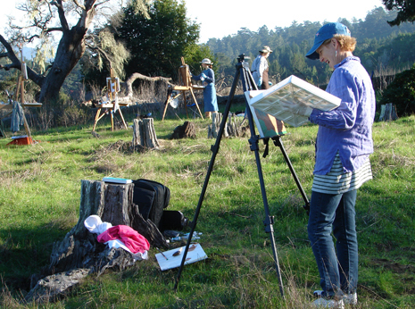 Introduction to Landscape Painting -