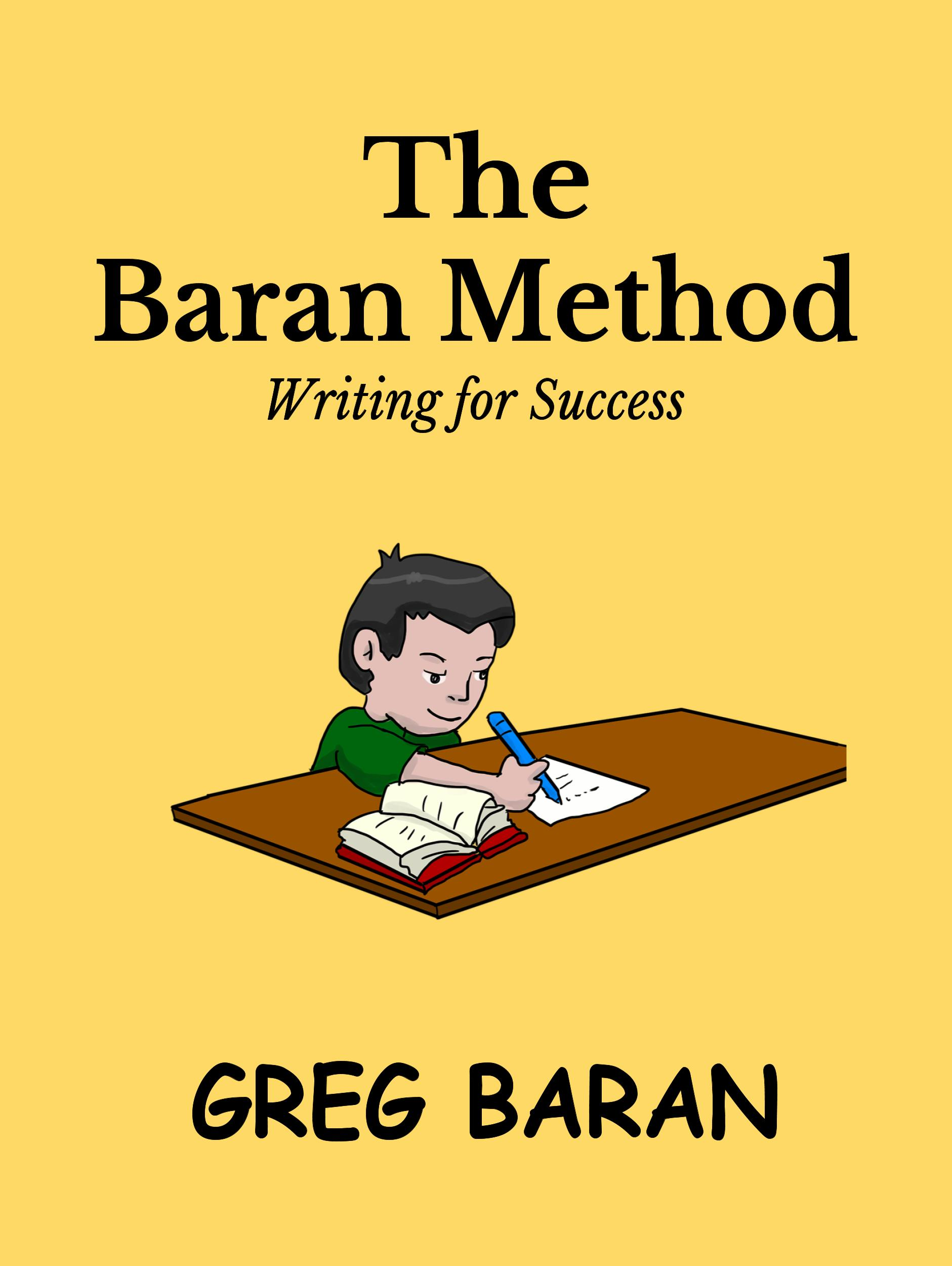 - Click here now to get your copy of The Baran Method. It's available for purchase on Amazon.