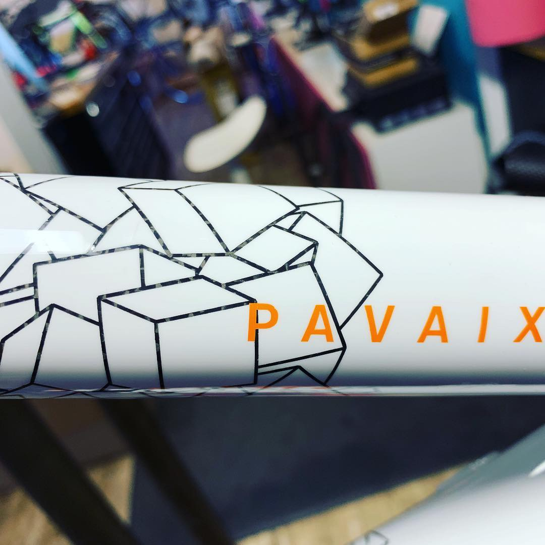 Custom fit, design and paint of your new Pavaix are some of the features that are included with your build.