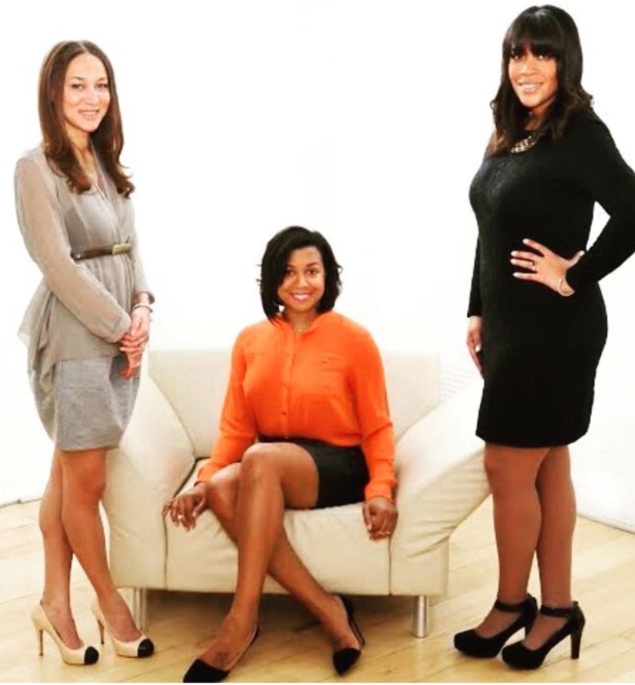 Keli Knight, Yondi Morris & Jessica Reddick/KMR Law Group