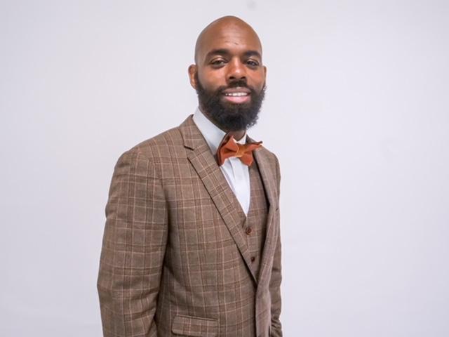 Demetrius Nash   Activist/Host/Motivational Speaker