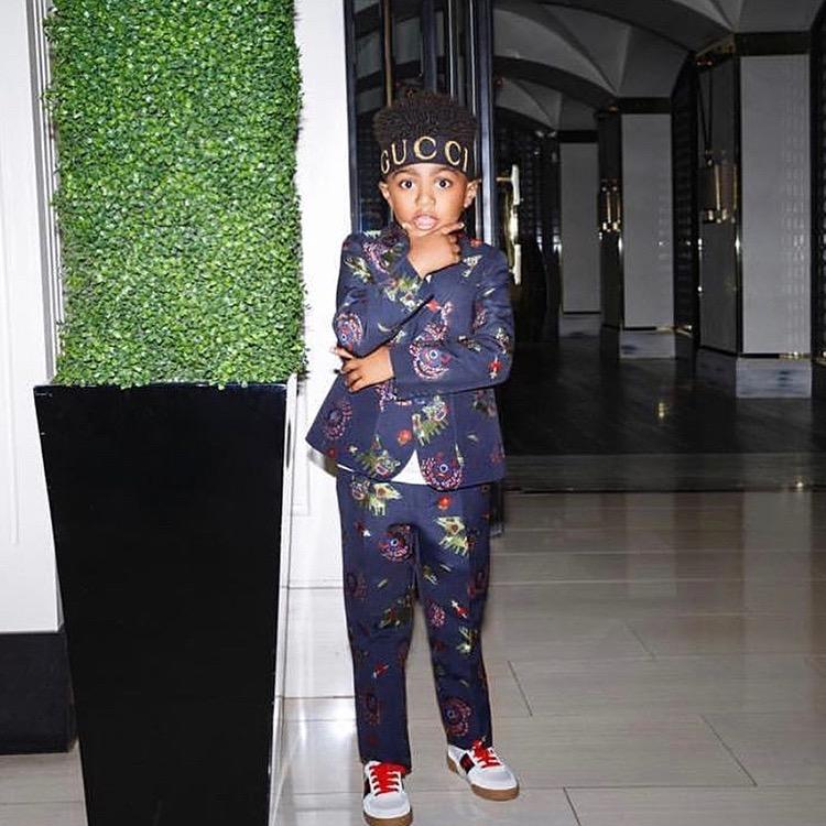 """Derrick """"PJ"""" Rose Jr   Actor/Model"""