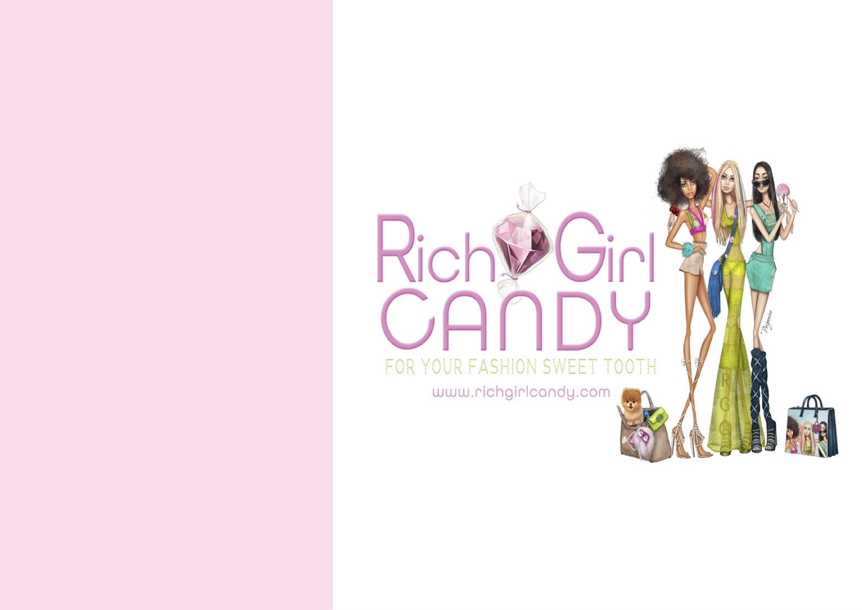 Rich Girl Candy Page 1.jpg
