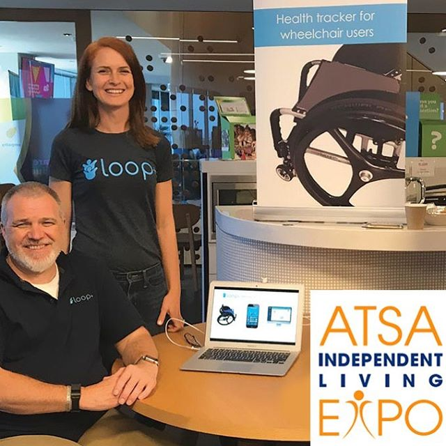 We will be at the ATSA Independent Living Expo in Sydney next week May 8-9 Come past and take a look at our loop+ pad in action.  #atsaindependentlivingexpo #atsaexpo #atsa2019 #atsa_syd #assistivetech #assistedliving #assistivetechnology #spinalcordinjury #cerebralpalsy #wheelchairuser #icarensw #occupationaltherapyaustralia  @spinalcordinjuriesaustralia @wheelchairsportsnsw @mogowheelchairs @neuromoves @enableexercise @invacareanz @lusiorehab @permobil @physicaldisabilitycouncilofnsw @medifablives