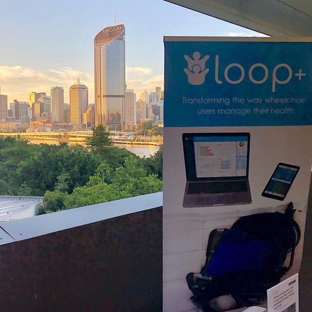 We have just spent the last couple of days at the Spinal Injury Nurses Assoc. Conference in Brisbane. We introduced loop+ and learnt about how loop+ can support patients in both clinical and home settings.  #sina2019 #spinalcordinjury #spinalinjurynurses #assistivetechnology #woundcare #pressureinjury #bowelmanagementplan #healthtracker #royalrehab @paraquadnsw @teamhns @sargoodoncollaroy