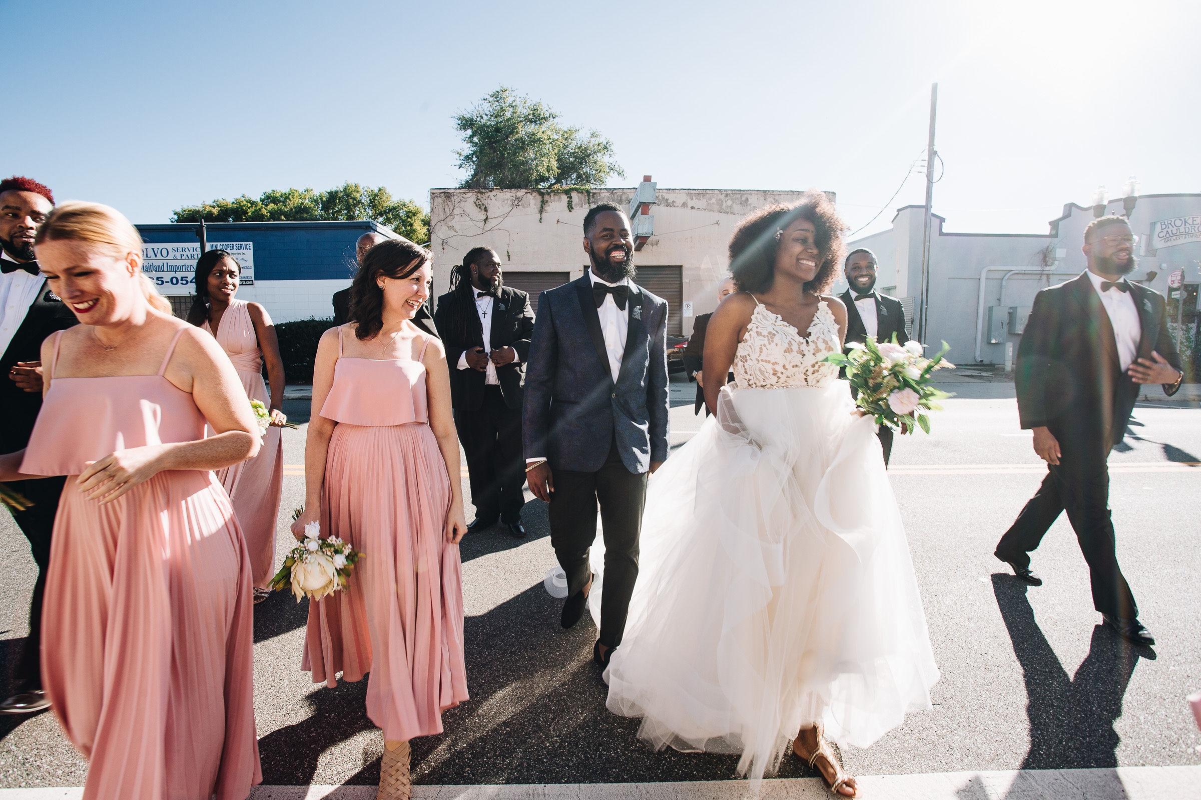 Credit: Marcia's Weddings