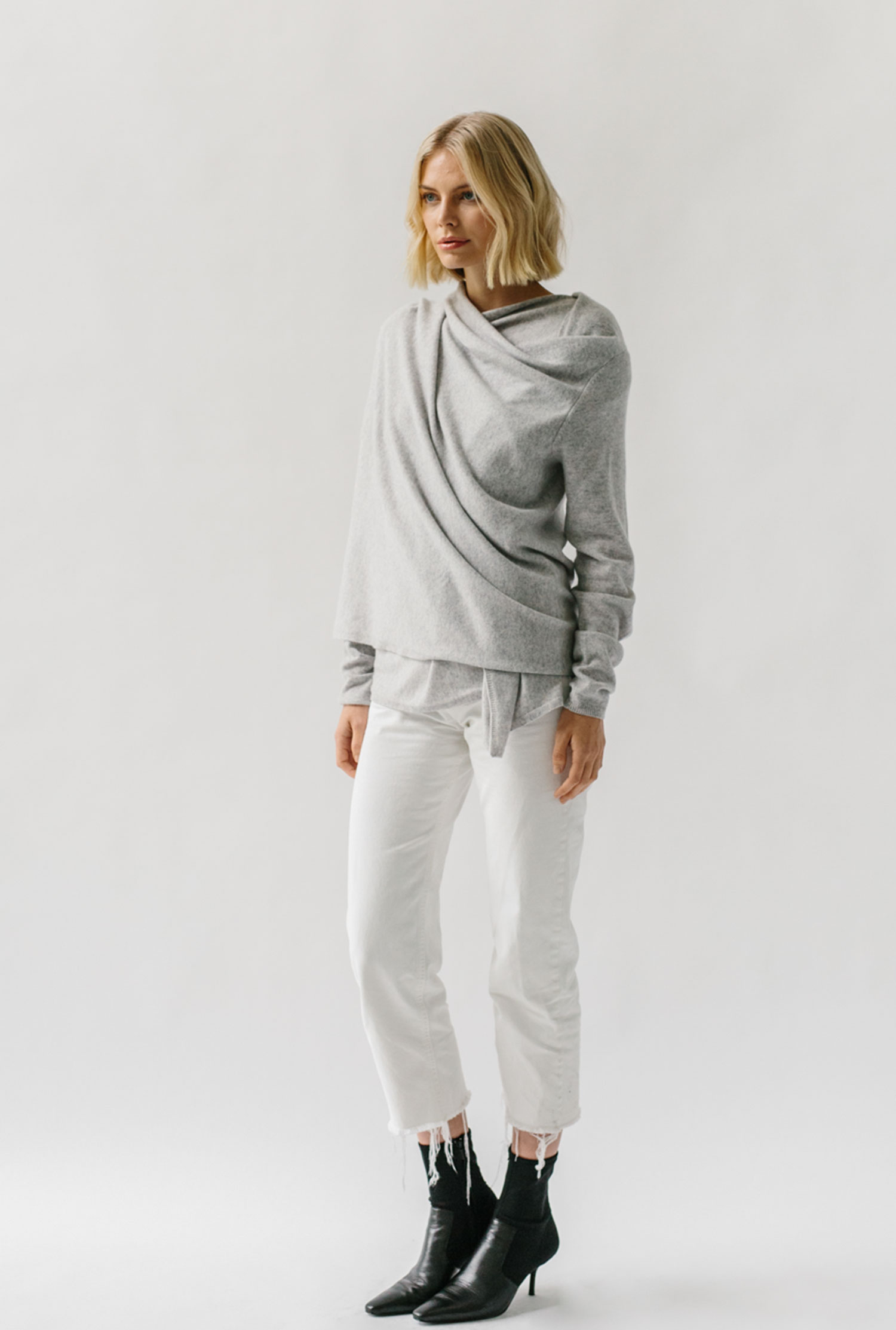 women's cashmere wrap