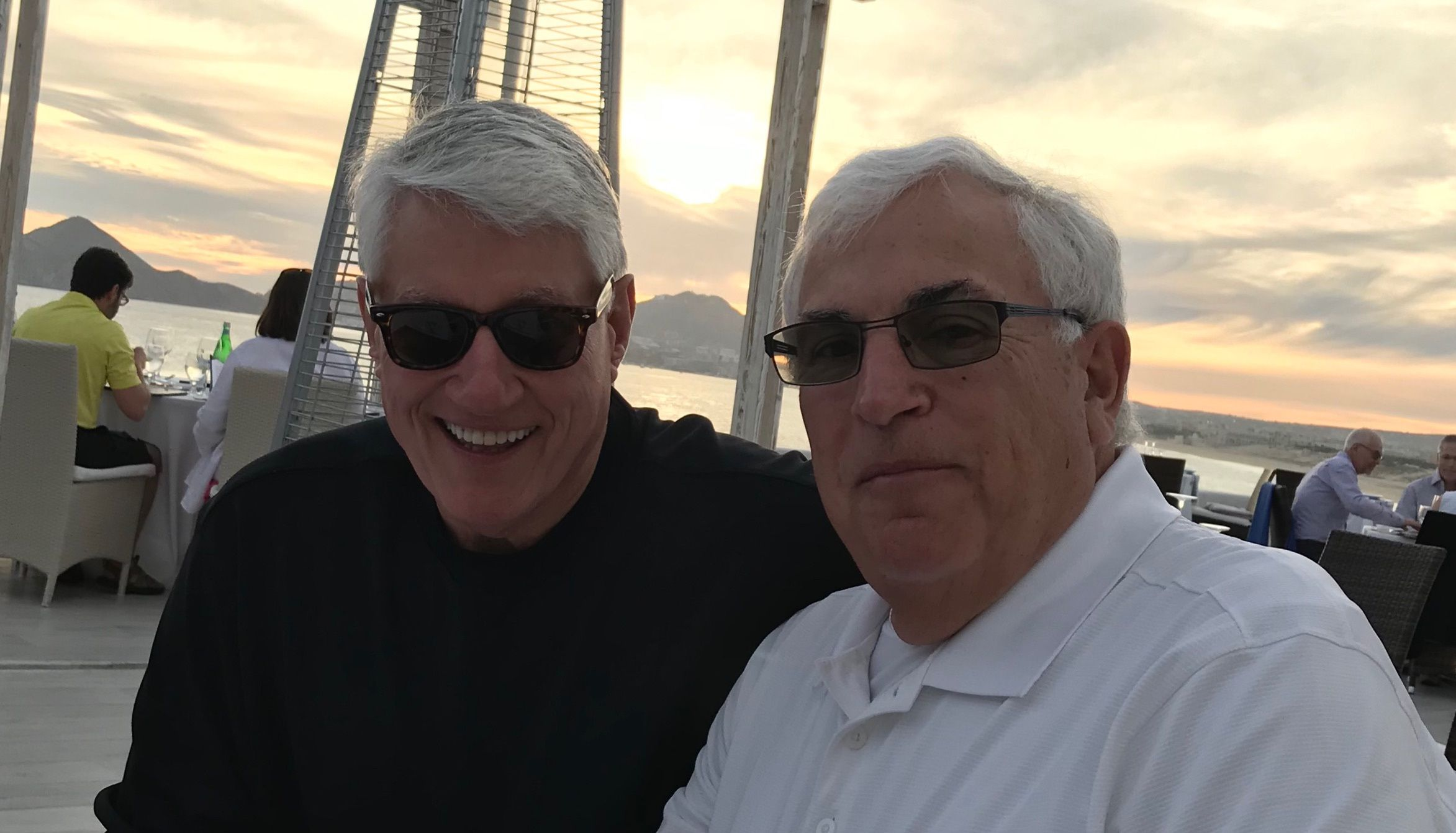 Bill Hewgley (left) and John Hewgley (right) | Owners. Operators. Brothers.