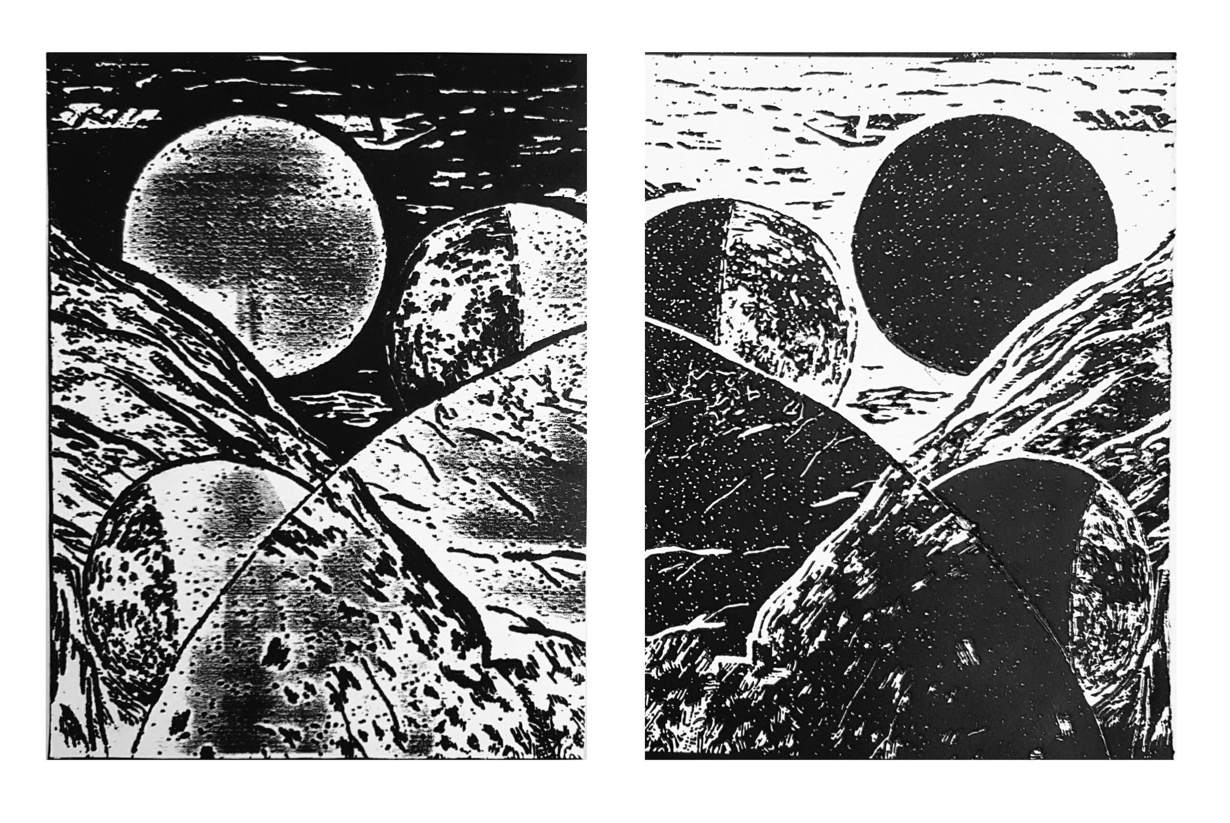 Laser Landscape