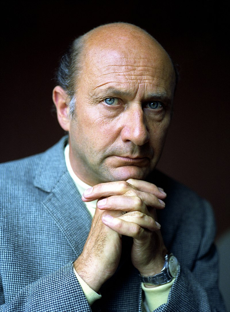 Donald Pleasence - Perhaps pondering a past teacher