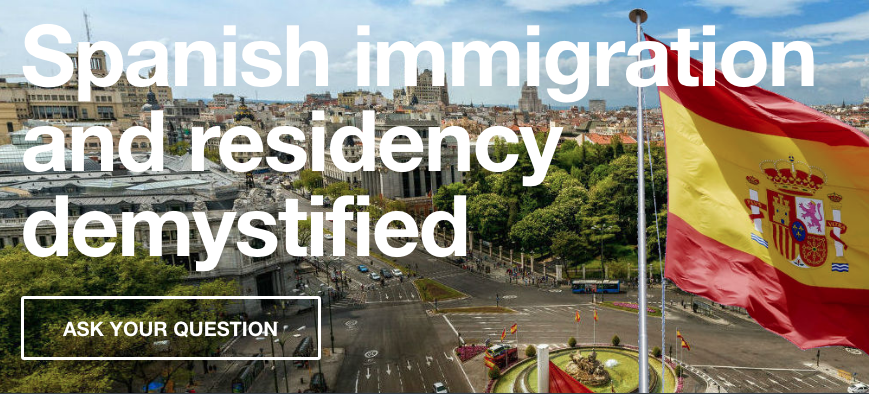 Facebook Group: Spain Immigration & Residency Questions
