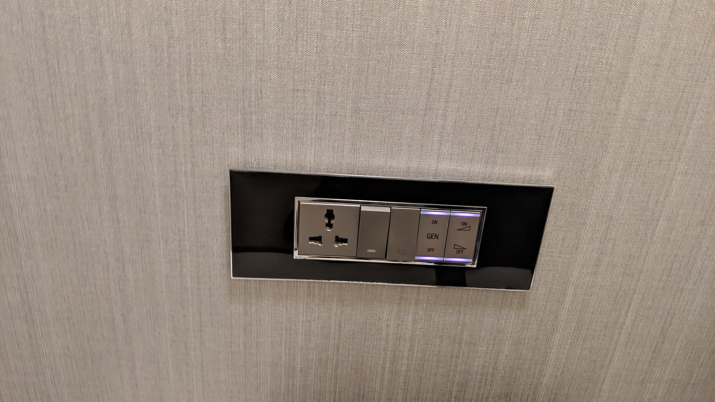 Power Outlets