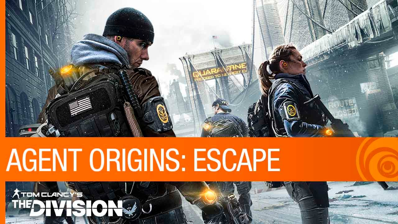 Tom Clancy's The Division: Agent Origins - Supervising Sound Editor