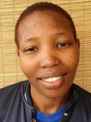 NTOMBIFUTHI MZOBE   Youth Intern