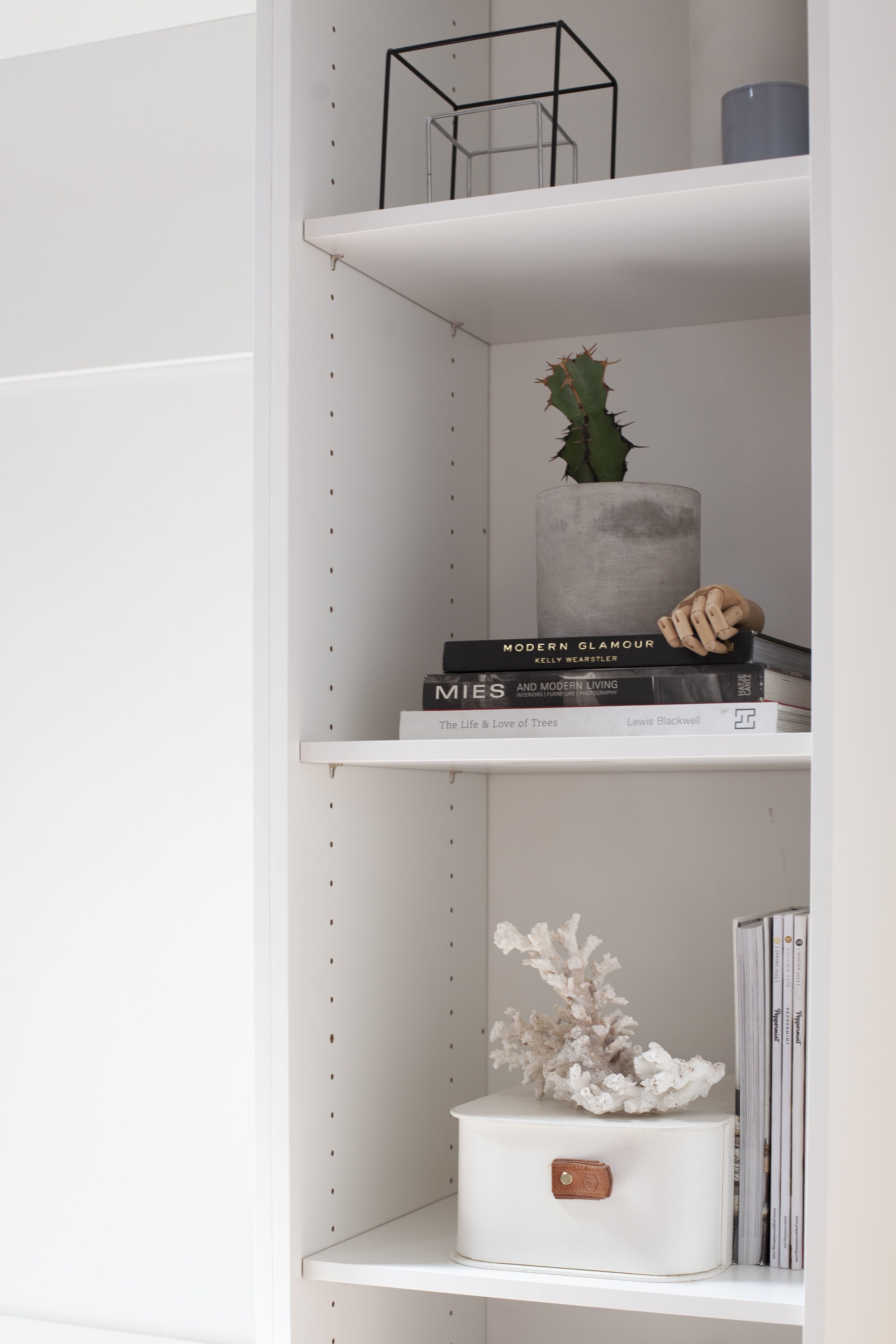 Alpha Bed Bookcase