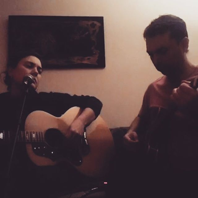Moody music 🖤 . . . #moodygrams #moodymusic #localmusic #pilotstarmusic #localmusicians #portlandmusic #portlandoregon #indiemusic #dreampop #guitarist #electricguitar #bandpractice