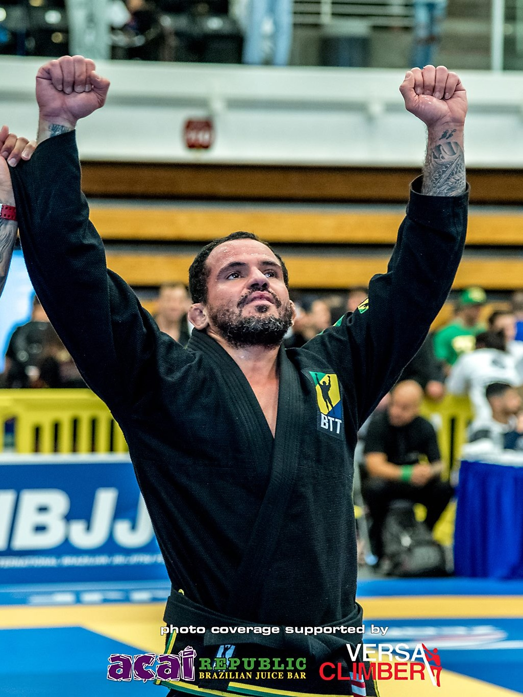 Marcelo Perdomo - 4th Degree Black Belt under Murilo Bustamante and Head of Brazilian Top Team Long Beach.