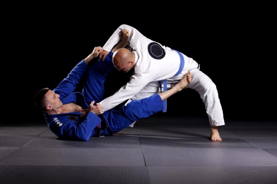 Brazilian Jiu-Jitsu -