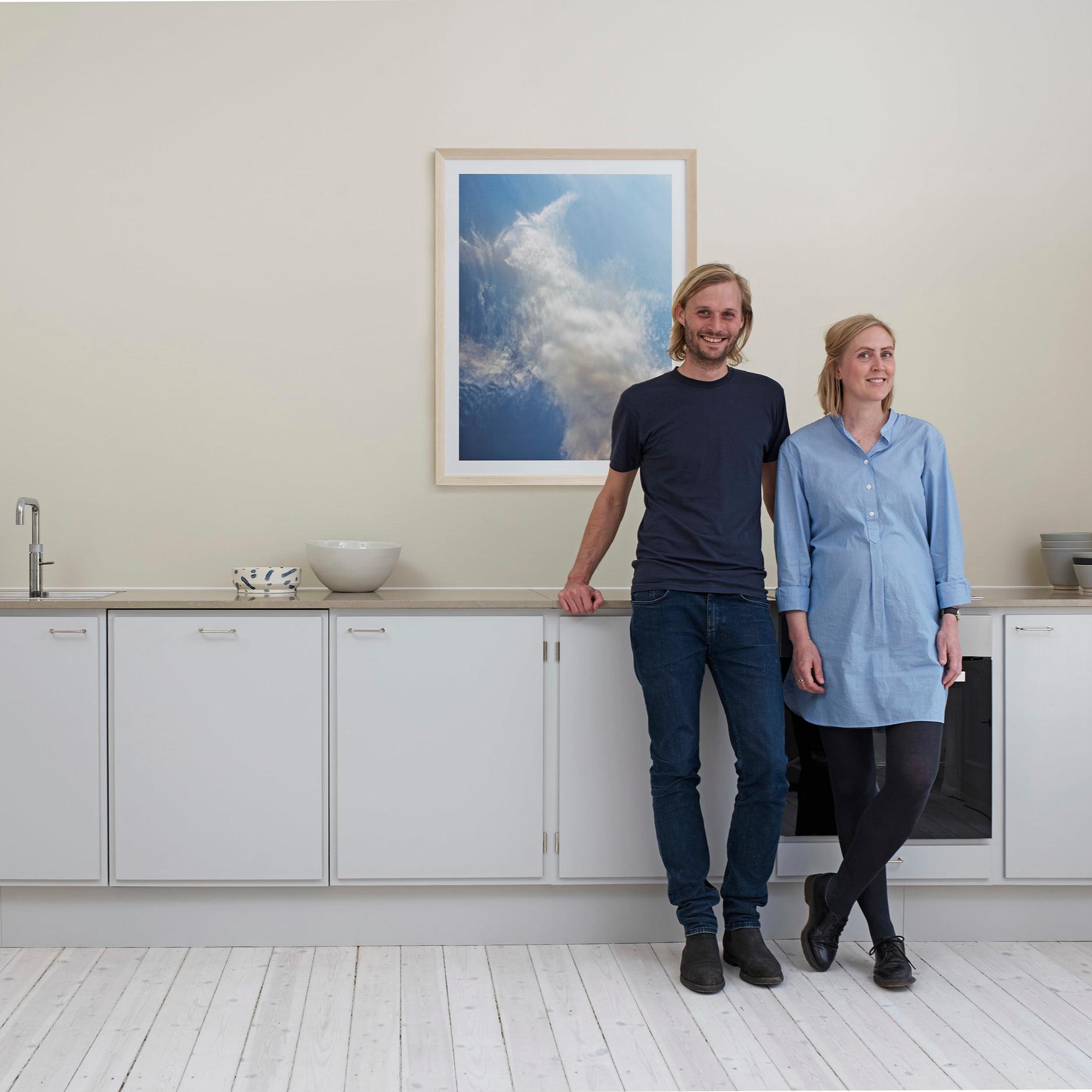 Projekt Nr. 4 Køkken på Frederiksberg