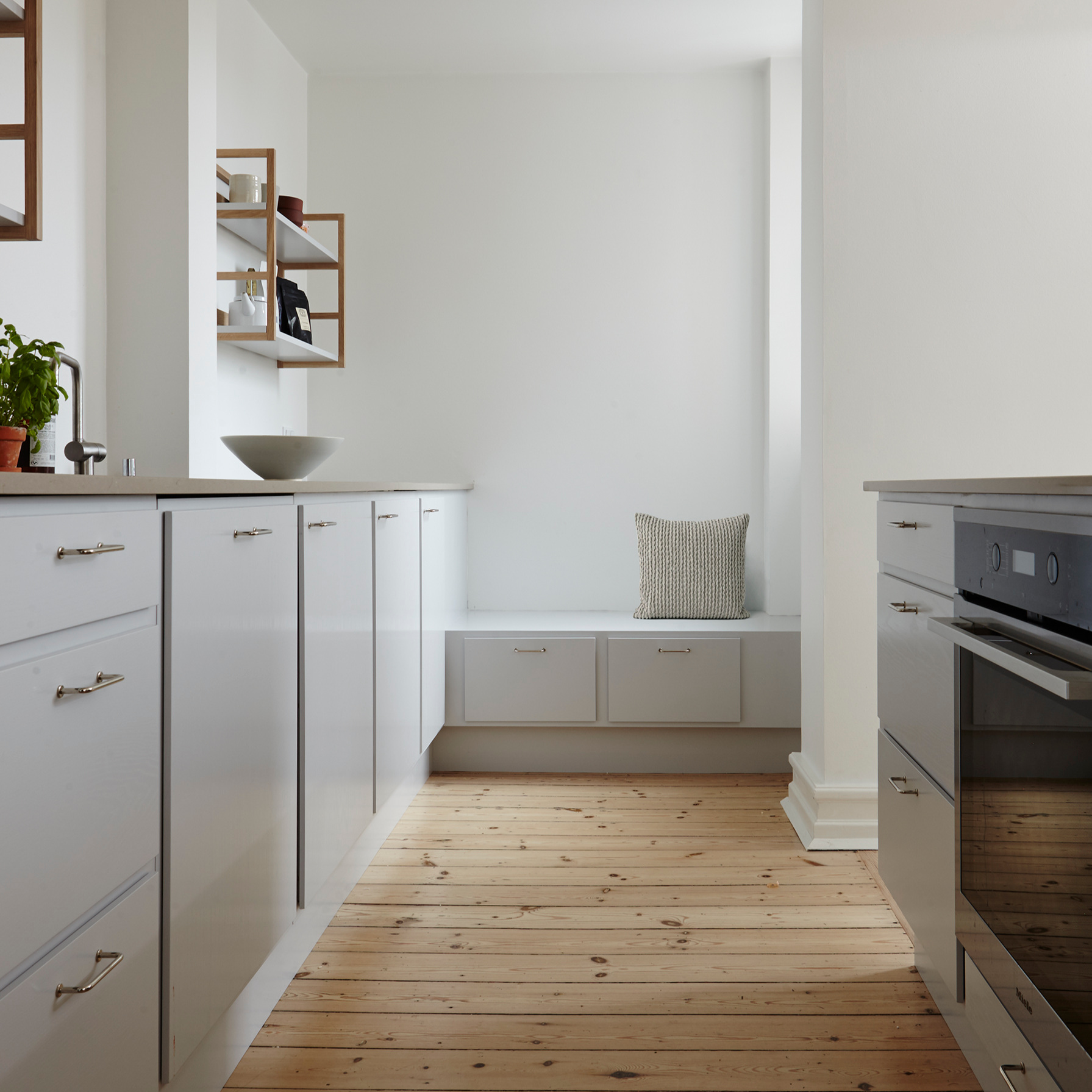 Projekt Nr. 19 Køkken på Østerbro